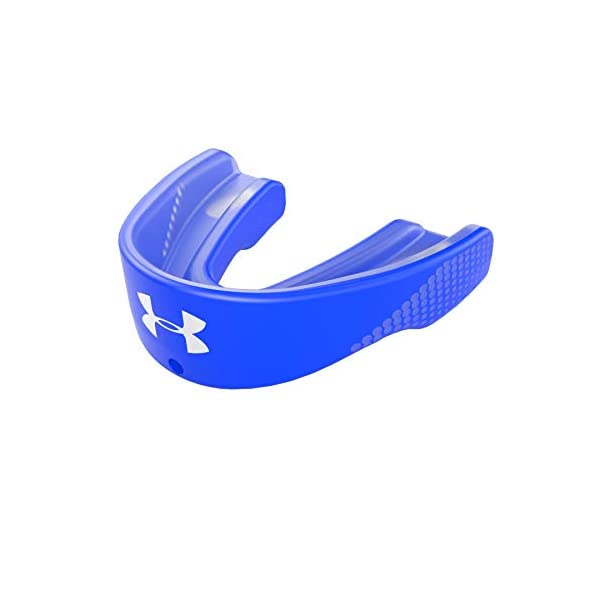 Under Armour Gameday Armour Mouthguard Flavor-BLU Blue Raspberry,OSFA, Blue/Blue-Rasberry