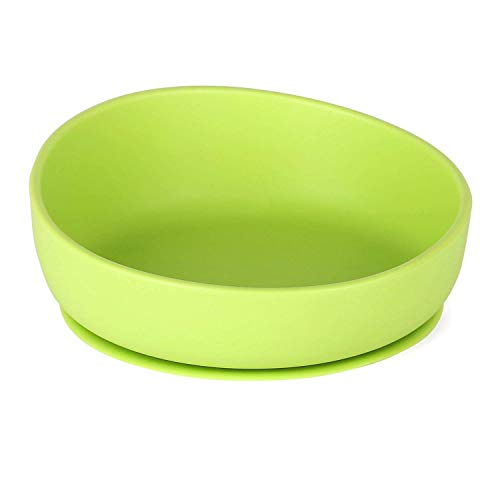 ENFANTS Bol avec ventouse en silicone pour enfant et b/éb/é 6/mois et plus dentra/înement alimentation Snack /& anti-d/éversement Vaisselle de stockage sans BPA gratuit enfants Douche Cadeau