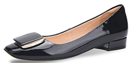 Top 10 best selling list for flat shoes with block heel