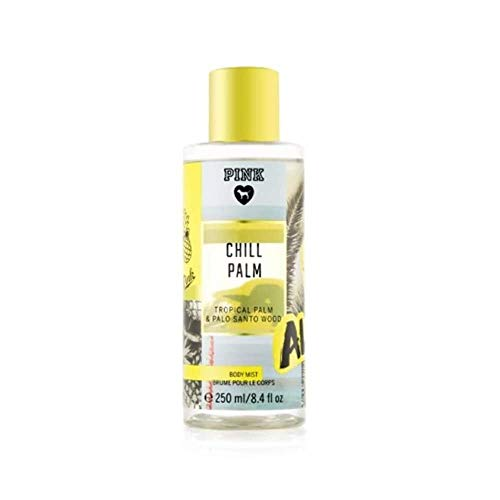 Victoria Secret Pink Chill Palm - Niebla Corporal para cuerpo, 250 ml