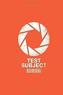 test subject portal