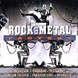Rock & Metal Factory: Megadeth, Biohazard, Crowbar, Death Angel, Savatage, Sacred Reich, Sodom.. (Audio CD)