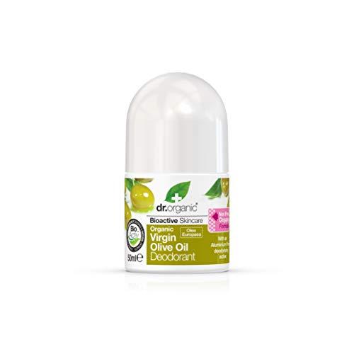 Dr. Organic Déodorant à l'Olive Bio 50 ml