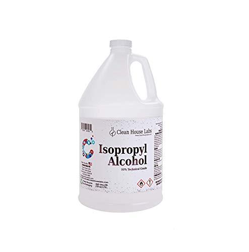 Isopropyl Alcohol 99%, One Gallon