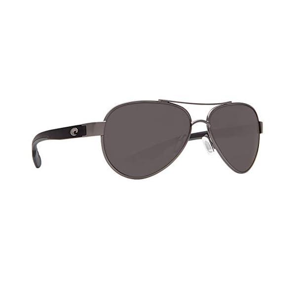 Costa Del Mar Women's Loreto Aviator Sunglasses