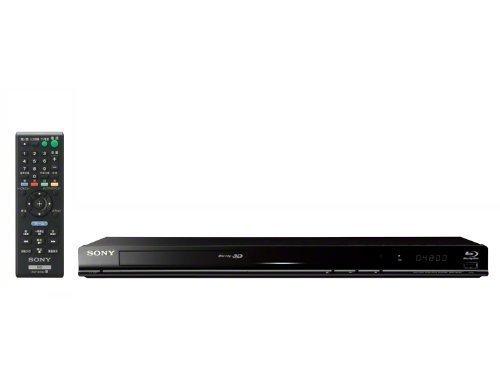 SONY ブルーレイディスクプレーヤー/DVDプレーヤー 3D対応 BDP-S480