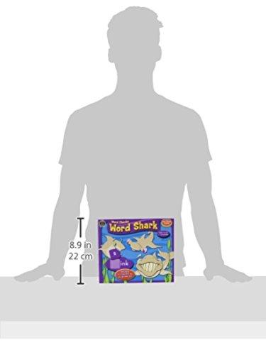 Teacher Created Resources Word Shark: Word Chunk Game (7806) Photo #2
