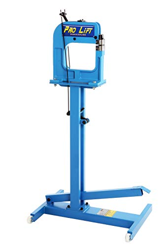Pro-Lift-Werkzeuge Stauchgerät Streckgerät + Untergestell Blechbieger Universal Stauchmaschine Streckmaschine Hebelbiegegerät Werkzeug