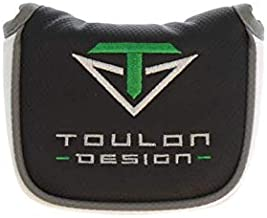 Odyssey Toulon Design Portland Mallet Putter Headcover W/Magnetic Closure