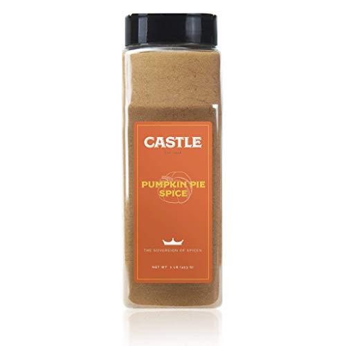 Castle Foods Pumpkin Pie Spice, 16 Ounce