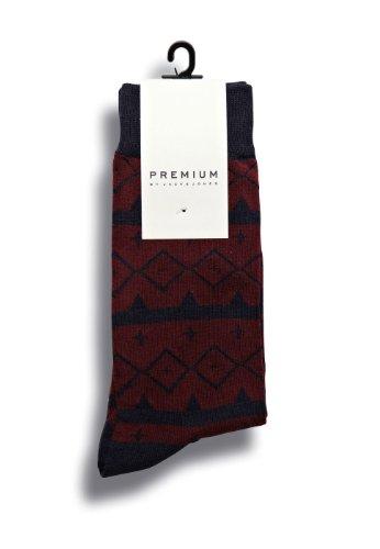Jack & Jones Premium Chaussettes Dallo Socks, Size:one size;Color:Dark Navy