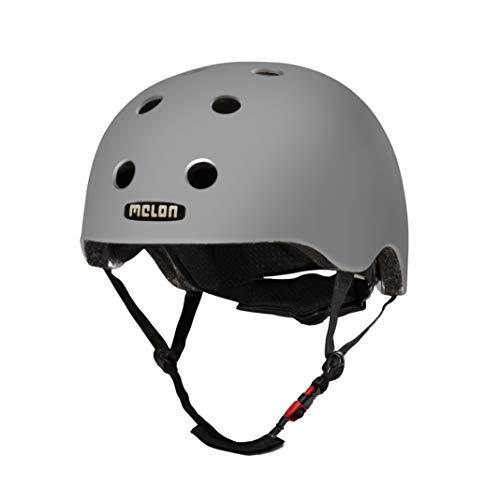 MELON Core Fahrradhelm, Grau, XL-XXL