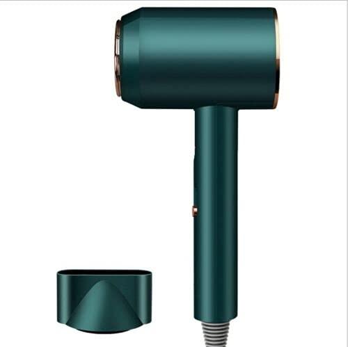 Asciugacapelli Professionale 1500 Watt, con 2 Impostazione della Temperature 2 Velocità, Asciugatura Rapida, Potente Phon per Capelli, Facile da Ripulire