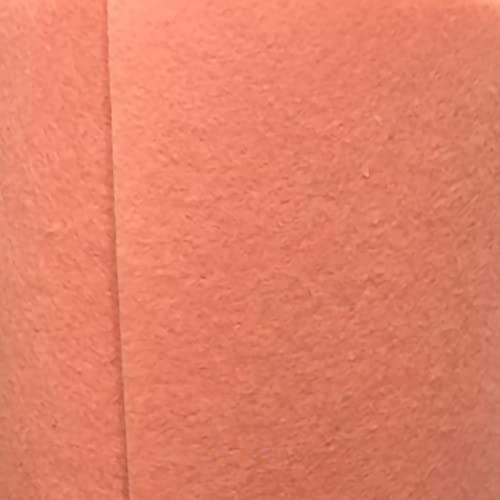QDTD Hoja de Fieltro Tela de Fieltro 85cm de Ancho Telas Manualidades para Patchwork Costura DIY Artesanías de Bricolaje Manualidades 1m Vendido por Metro(Color:champán)