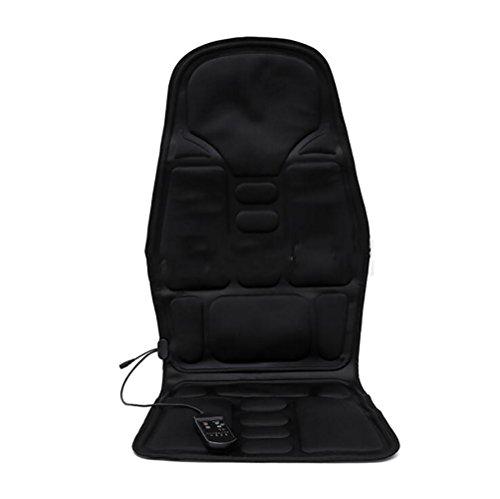 JMung'S Shiatsu Massagesitzauflage Massage - Stuhl, Gesäß, Massage - Stuhl - Auto - Sitzkissen - Pad Tarnung FüR (Ideal FüR Auto Oder BüRo) HJ-0023