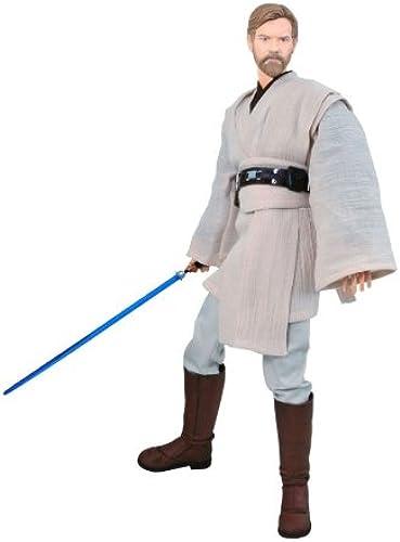 Diamond Select - Star Wars figurine sonore Ultimate 1 4 Episode III Obi-Wan Kenob