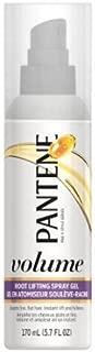 Pantene Pro-V Style Series Volume Root Lifting Spray Gel 5.70 Fl oz (Pack of 3)