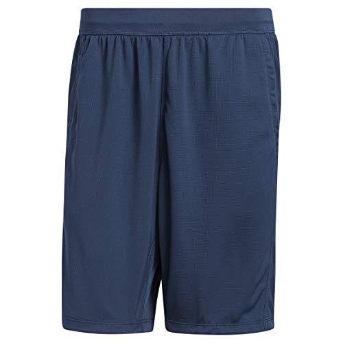 adidas 3S KN SHO Pantalones Cortos, Crew Navy, XL Hombre