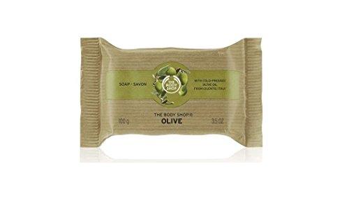 The Body Shop Olive Soap Bar 100gr