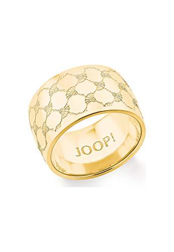 JOOP! - Anello acciaio_inossidabile Kein Edelstein Donna, Oro, - 2027709