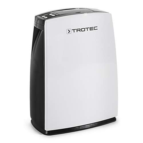 TROTEC Komfort Luftentfeuchter TTK 29 E (max.10 L/Tag), geeignet für Räume bis 37 m³ / 15 m²