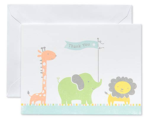 Top Baby Thank You Cards