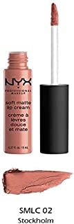 1 NYX Soft Matte Lip Cream Lipstick - SMLC