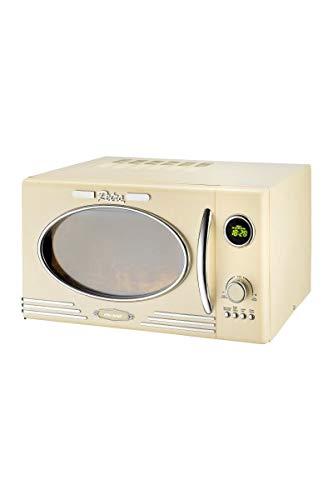 efbe-Schott Microonde digitale con funzione Grill e programma automatico/Crema