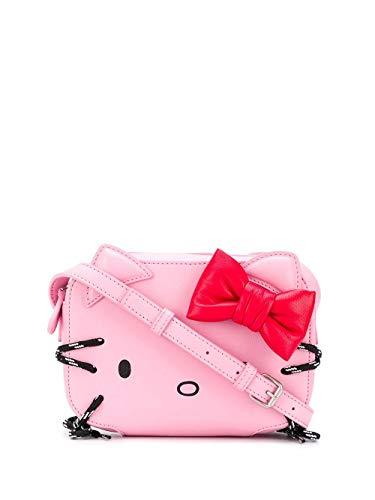 Balenciaga Luxury Fashion Donna 6190121CBO35616 Rosa Pelle Borsa A Spalla | Ss21