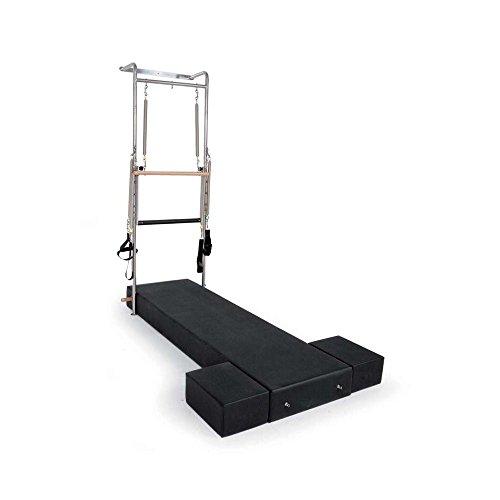 ELINA PILATES. Wall Unit – Unidad de Pared para Realizar Ejercicios de Pilates. Incluye Torre, Cama y 2 Boxes.