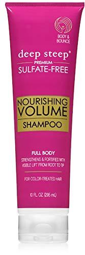 Deep Steep Deep steep shampoo nourishing volume, 10 ounce, 10 Ounce