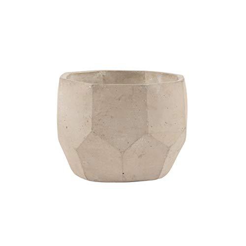Sass & Belle - Mini pot de fleurs «Iska» en ciment