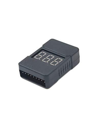 Dragonpro - Dragon DP-BX100 LiPO Voltage Tester & Low Voltage Buzzer 1S-8S