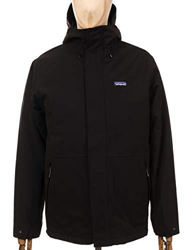 Patagonia M Lone Mountain 3in1 Jacket Schwarz, Herren Daunen Freizeitjacke, Größe XL - Farbe Black