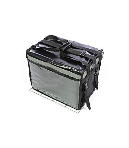 Riscko Nevera portátil Impermeable Bolsa térmica Porta Alimentos y Bebidas Nevera Flexible 30 L, 44 L o 62 L
