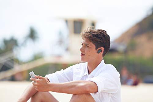 Sony WF-SP900 True Wireless Sport Kopfhörer (kabellos, IPX8 wasserdicht, Salzwassergeschützt, Bluetooth, 4GB Speicher) schwarz