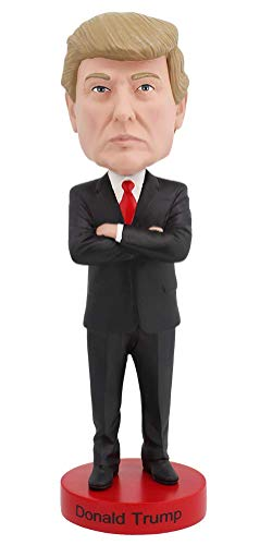 Royal Bobbles - Wackelkopffigur Donald Trump