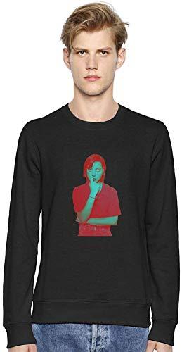 Movie Stars Merchandise Aubrey Plaza Unisex Sweatshirt Men Women Stylish Fashion Fit Custom Apparel By Large