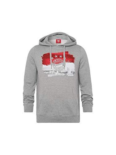 FC Bayern München Hoodie rot/weiß Kinder 152