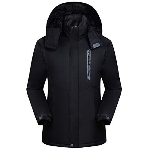 ZYJANO ski pak Winterjas dames/heren ski pak Plus fluwelen verdikking plus maat Outdoor winddicht warm en koud kreukvrij ski pak