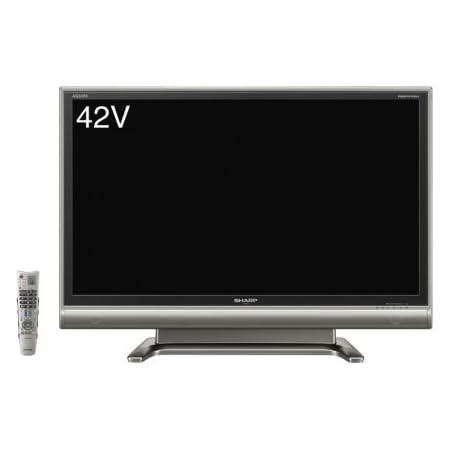 シャープ 42V型 液晶 テレビ AQUOS LC-42GX3W フルハイビジョン 2007年モデル
