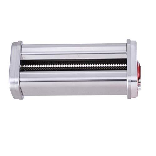 Seasaleshop Pasta Roller Cutter | Edelstahl Dreiteiliger Nudelvorsatz Optionales Zubehör | Paghetti Und Fettuccine Schneider
