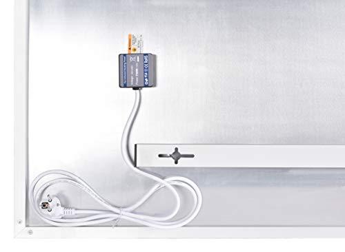 INFRAROT-HEIZUNG 600W- 60×100 cm-Bild-Heizung Heiz-Panel Elektro-Heizung Heiz-Körper Heiz-Strahler Heiz-Platte Strahlungsheizung Flach Zertifikate ROHS SAA CE-Garantie 5 Jahre Bild 2*