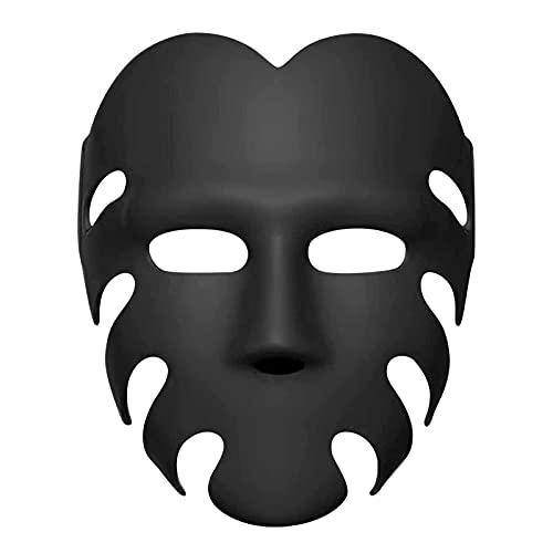 Mascarillas de calamar para hombre, juego de calamar, disfraz de cosplay, máscara de Halloween, máscara de miedo, disfraz de fiesta