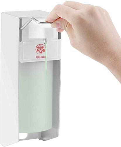Desinfektionsspender 500ml Wandspender Qualität Aluminium Perforiertes Badezimmer WC Büro