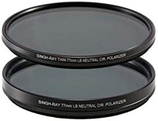 Singh-Ray 77mm LB Neutral Polarizer Filter Thin Mount