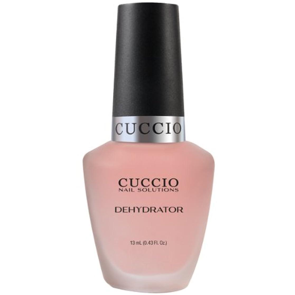 邪悪な憧れ謝罪するCuccio Nail Treatments - Dehydrator - 0.43oz / 13ml