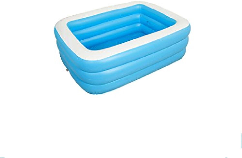 Aufblasbare Badewanne Badewanne Ganzkrper Badewanne Runde Badewanne Eimer Pvc Hause Erwachsene Isolierung Kinder ( gre   18513555cm )