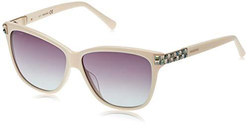 Swarovski Gafas de sol, Beige, 52.0 para Mujer