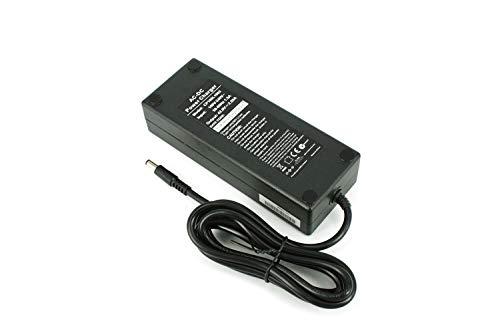 PowerSmart® Ladegerät Netzteil für 36V Akku passend für HP1202L3, CP100L1002, Prophete, Rex, Stratos, Mifa, Lidl, Aldi, Real, Pedelec, E-Bike, Elektrofahrrad